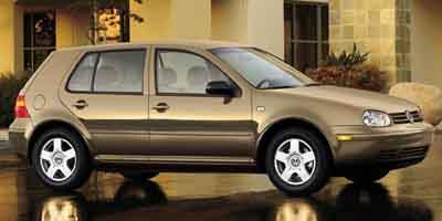 2002 Volkswagen Golf Vehicle Photo in Joliet, IL 60435