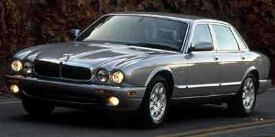 2002 Jaguar XJ Vehicle Photo in Colorado Springs, CO 80920