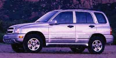 2002 Chevrolet Tracker Vehicle Photo in Wilmington, NC 28403