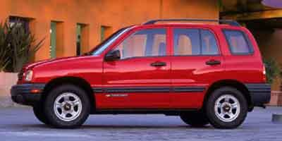 2002 Chevrolet Tracker Vehicle Photo in Houston, TX 77054