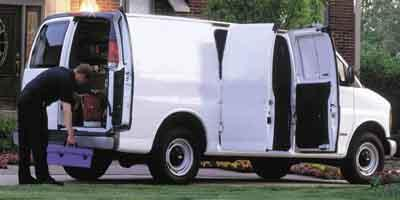 2002 Chevrolet Express Cargo Van Vehicle Photo in Joliet, IL 60435