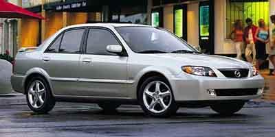2002 Mazda Protege Vehicle Photo in American Fork, UT 84003