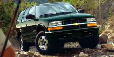 2002 Chevrolet Blazer Vehicle Photo in Grand Rapids, MI 49512
