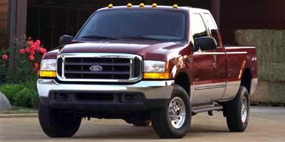 2002 Ford Super Duty F-350 SRW Vehicle Photo in Bend, OR 97701