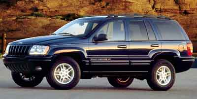 2002 Jeep Grand Cherokee Vehicle Photo in Boonville, IN 47601