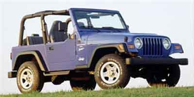 2002 Jeep Wrangler Vehicle Photo in Springfield, TN 37172