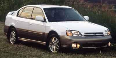 2002 Subaru Legacy Vehicle Photo in Casper, WY 82609