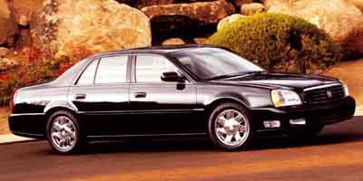 2002 Cadillac DeVille Vehicle Photo in Houston, TX 77546