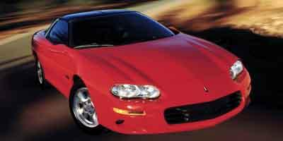 2002 Chevrolet Camaro Vehicle Photo in Glenwood, MN 56334