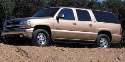 2002 Chevrolet Suburban Vehicle Photo in Lake Bluff, IL 60044
