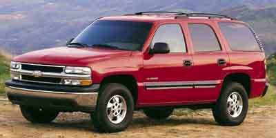 2002 Chevrolet Tahoe Vehicle Photo in Frederick, MD 21704