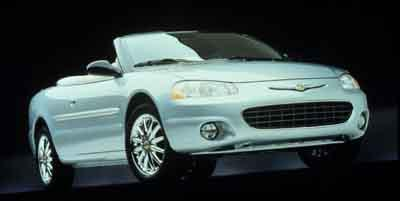 2002 Chrysler Sebring Vehicle Photo in Queensbury, NY 12804