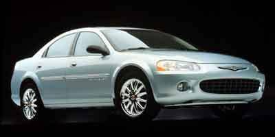 2002 Chrysler Sebring Vehicle Photo in Grand Rapids, MI 49512
