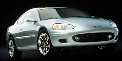 2002 Chrysler Sebring Vehicle Photo in Twin Falls, ID 83301