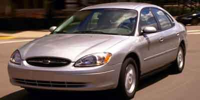 2002 Ford Taurus Vehicle Photo in Salem, VA 24153