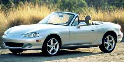 2002 Mazda MX-5 Miata Vehicle Photo in Richmond, VA 23235
