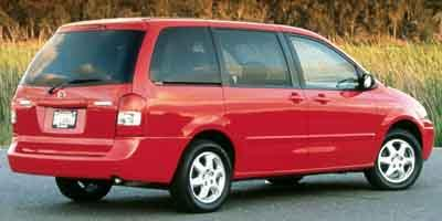 2002 Mazda MPV Vehicle Photo in Colorado Springs, CO 80905