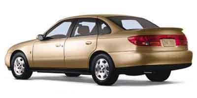 2002 Saturn LS Vehicle Photo in Spokane, WA 99207