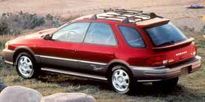 2002 Subaru Impreza Wagon Vehicle Photo in Mechanicsburg, PA 17055