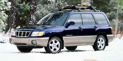 2002 Subaru Forester Vehicle Photo in Casper, WY 82609