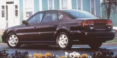 2002 Subaru Legacy Vehicle Photo in Casper, WY 82609