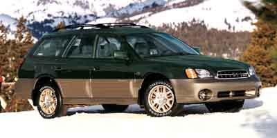2002 Subaru Legacy Wagon Vehicle Photo in Quakertown, PA 18951