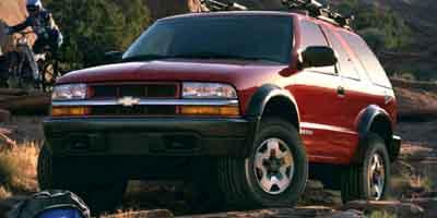 2003 Chevrolet Blazer Vehicle Photo in Akron, OH 44320