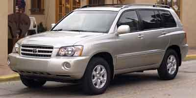 2003 Toyota Highlander Vehicle Photo in Winnsboro, SC 29180