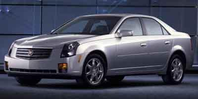 Seattle 2003 Cadillac CTS: Used Car for Sale - U17970A
