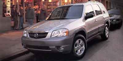 2003 Mazda Tribute SUV Vehicle Photo in Oklahoma City, OK 73162