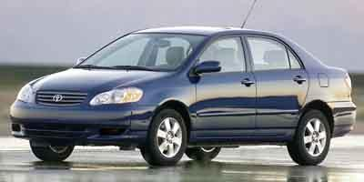 2003 Toyota Corolla Vehicle Photo in Massena, NY 13662