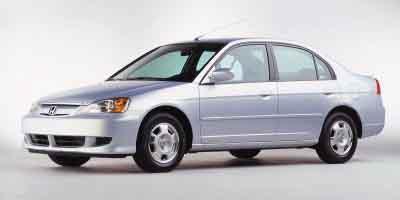 2003 Honda Civic Vehicle Photo in Houston, TX 77074