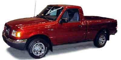 2003 Ford Ranger Vehicle Photo in Joliet, IL 60586