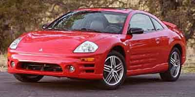 2003 Mitsubishi Eclipse Vehicle Photo in OKLAHOMA CITY, OK 73131