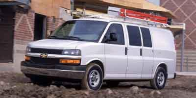 2003 Chevrolet Express Cargo Van Vehicle Photo in Milford, OH 45150