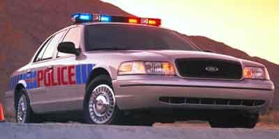 2003 Ford Police Interceptor Vehicle Photo in Spokane, WA 99207
