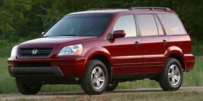 2003 Honda Pilot Vehicle Photo in Akron, OH 44303