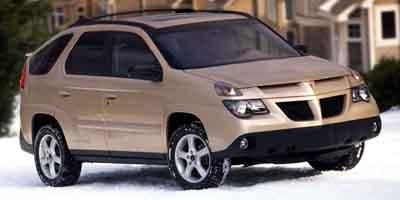 2003 Pontiac Aztek Vehicle Photo in Grand Rapids, MI 49512