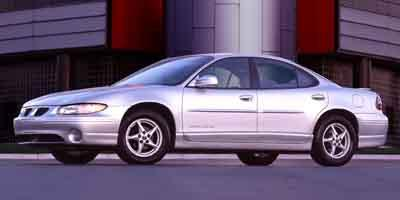 2003 Pontiac Grand Prix Vehicle Photo in Lowell, IN 46356