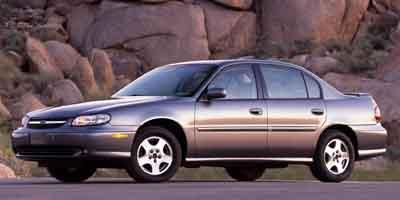 2003 Chevrolet Malibu Vehicle Photo in Akron, OH 44320