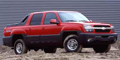 2003 Chevrolet Avalanche Vehicle Photo in Lincoln, NE 68521