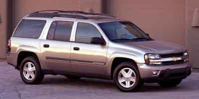 2003 Chevrolet TrailBlazer Vehicle Photo in American Fork, UT 84003
