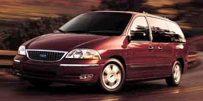 2003 Ford Windstar Wagon Vehicle Photo in Queensbury, NY 12804