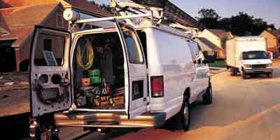 2003 Ford Econoline Cargo Van Vehicle Photo in Doylestown, PA 18902