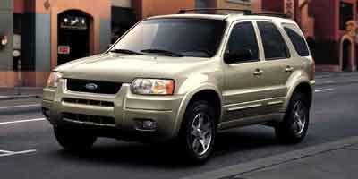 2003 Ford Escape Vehicle Photo in Colorado Springs, CO 80905