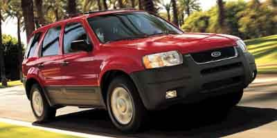 2003 Ford Escape Vehicle Photo in Stoughton, WI 53589