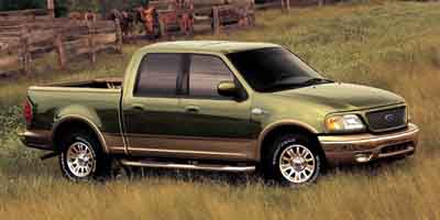 2003 Ford F-150 Vehicle Photo in Owensboro, KY 42303