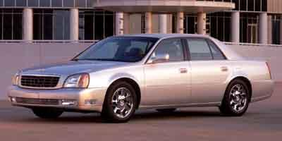 2003 Cadillac DeVille Vehicle Photo in San Angelo, TX 76903
