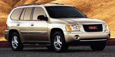 Pre-Owned 2003 GMC Envoy 4dr 4WD SLT