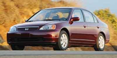 2003 Honda Civic Vehicle Photo in Harvey, LA 70058